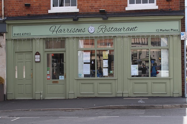 Harrisons Restaurant, Market Place, Barton-upon-Humber