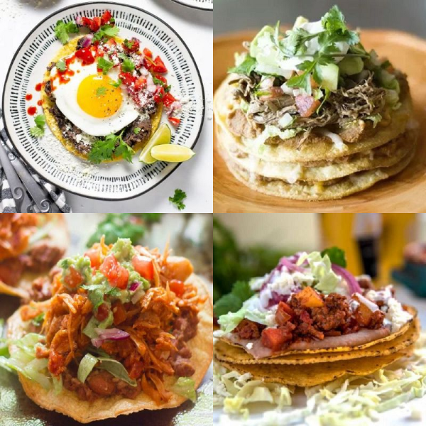 Ten Different Ways To Enjoy Tostadas And All The Recipes You Need