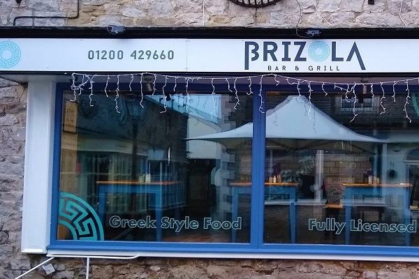 Brizola Bar and Grill, Swan Courtyard, Clitheroe
