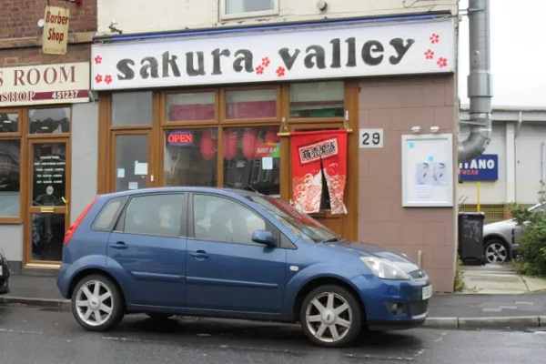 Sakura Valley, Golden Hill Lane, Leyland