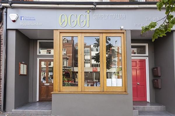 OGGI Simply Italian, London Road, Leicester