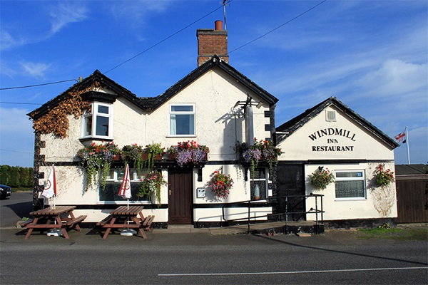 The Windmill Inn, Newbold Verdon, Leicester