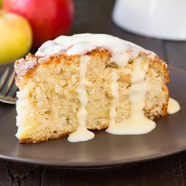 Irish Spiced Apple Cake