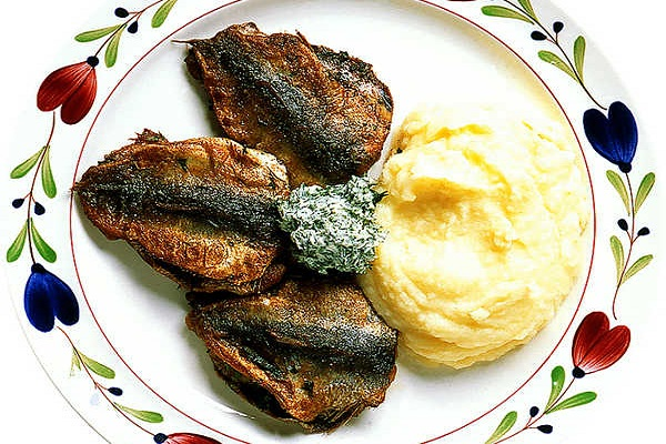 Swedish Stekt Strömming Recipe
