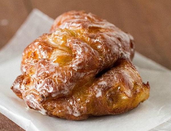 Omenalörtsy Donuts