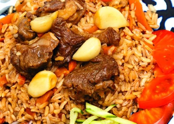 Kazakh Pilaf