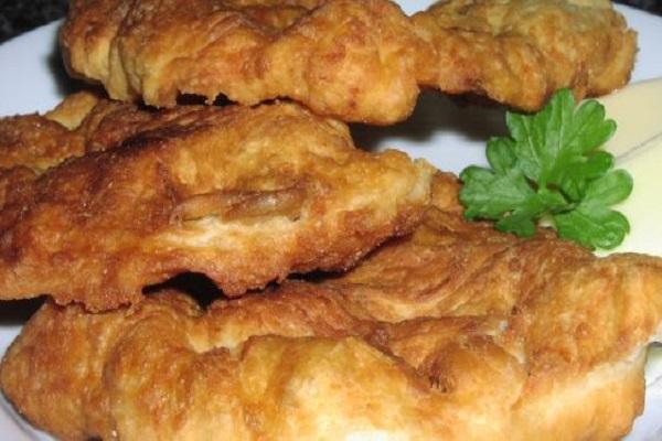 Baursaki Fried Bread