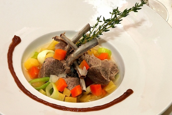 Traditional Lamb Soup