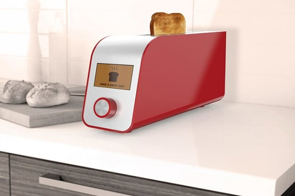 Keyshot Single Slice Smart Toaster