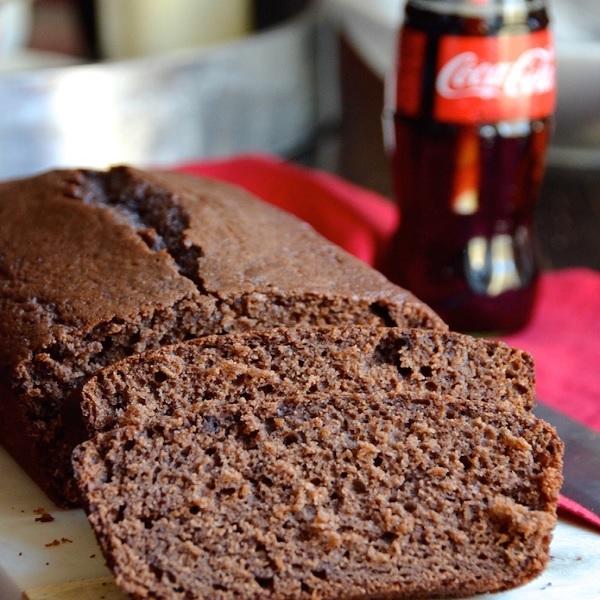 Chocolate Coca-cola Dessert Bread