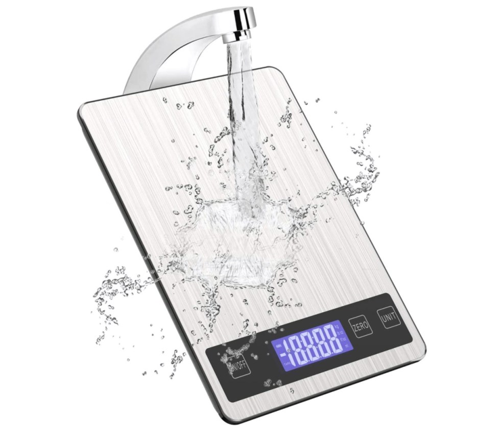 FATE TO FATE Digital Kitchen Food Scales