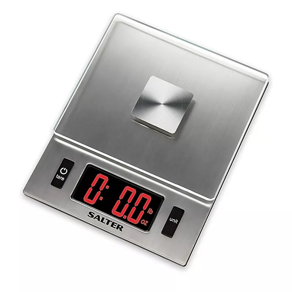 Salter Digital Kitchen Food Scales