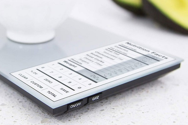 Greater Goods Digital Kitchen Food Scales