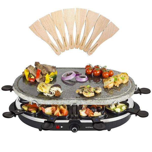 Andrew James Mini Raclette