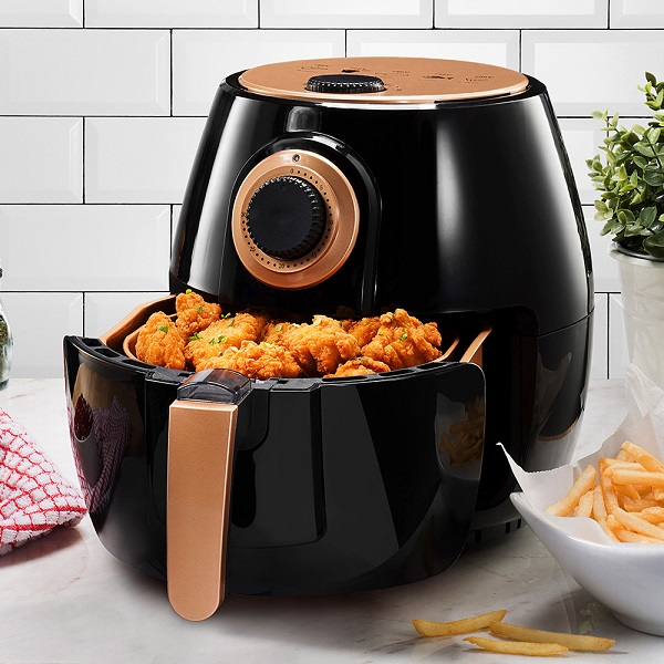 Gotham Steel XL 3.8 Liter Air Fryer
