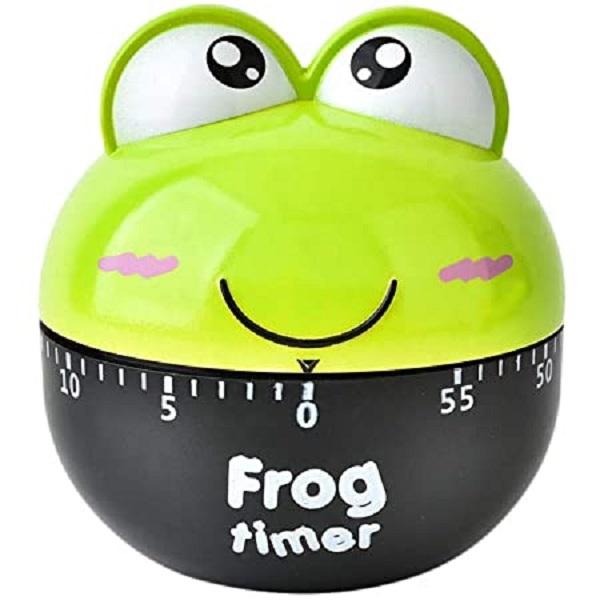 Clothful Cartoon Frog Kitchen Timer