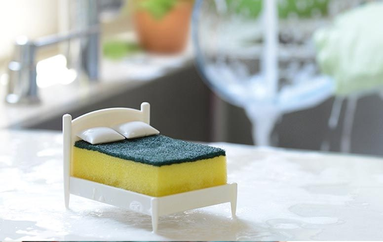 Ten of the Craziest Novelty Sponge Holders You Can Buy Right Now