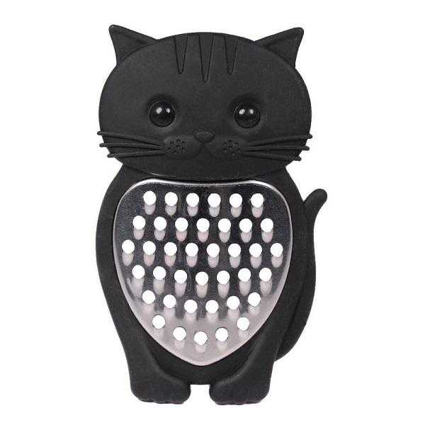 Cat Cheese Grater by giftzuu