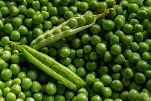 7. Green Peas