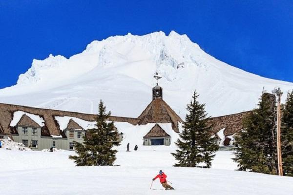 Timberline Lodge, Oregon, USA