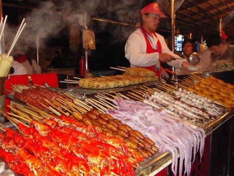 Ten of The Strangest and Craziest Foods Served In China