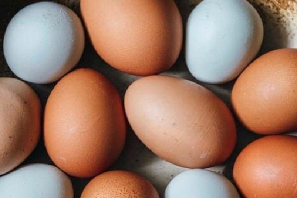 Eggs - 520 IU Per 100 Grams