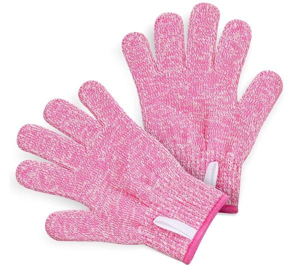 Truchef Cut Resistant Kitchen Gloves For Kids