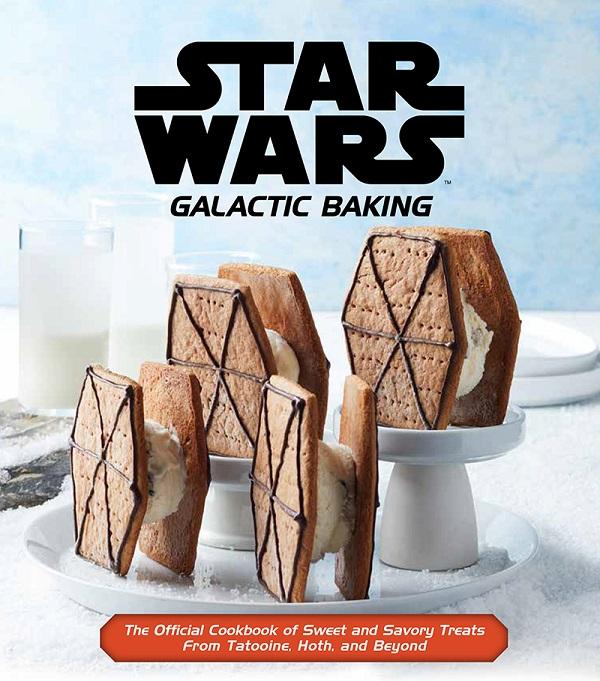The Star Wars Galactic Baking Cookbook