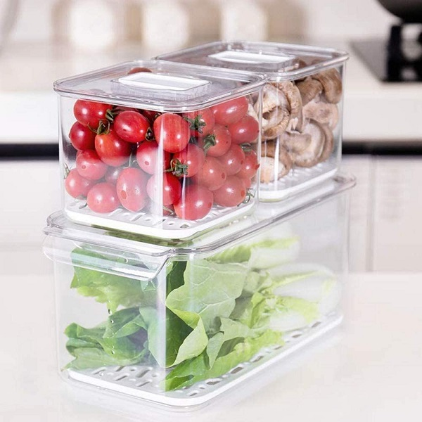 Be Smart About Fresh Food Storage