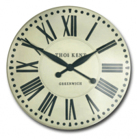 20 Inch Black Wall Clock: Decorative Wall Clocks