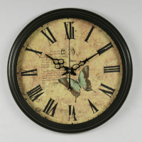 Large Antique Iron Wall Clocks: Large Wall Clocks - WWW ...
