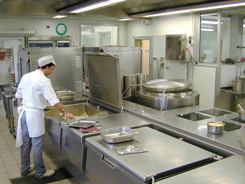 plan cuisine professionnelle gratuit