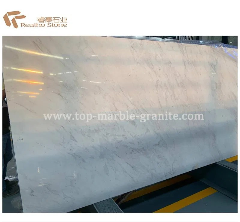 Ariston White Marble Slabs For Manufacture Suppliers and Manufacturers China - Cheap Price - Realho Stone