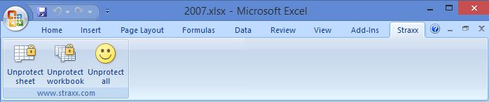 How to Unprotect A Password Protected Excel 2007 or Excel 2010 ...