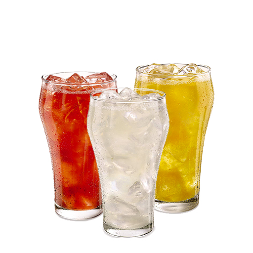 Soft Drinks from Top Pizza and Spaghetti House Lethbridge