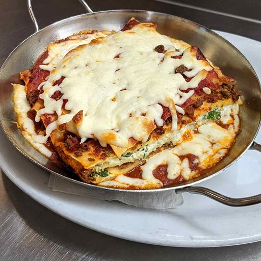 Nonna's Layered Lasagna