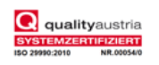 Unsere Qualitätszertifikate