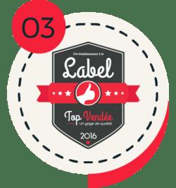 Label Top Vendée