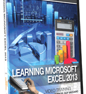 Master Microsoft's powerful Excel 2013 spreadsheet package with this amazing training course