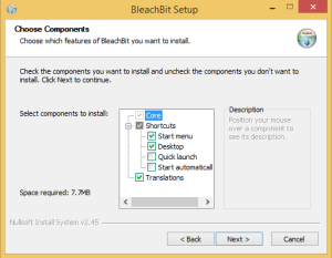 install-bleachbit-step3
