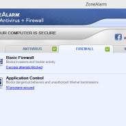 ZoneAlarm firewall tutorial 3 – Understanding program control in ZoneAlarm