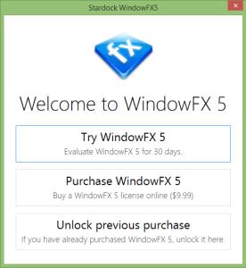 Install WindowFX5 - Step 4