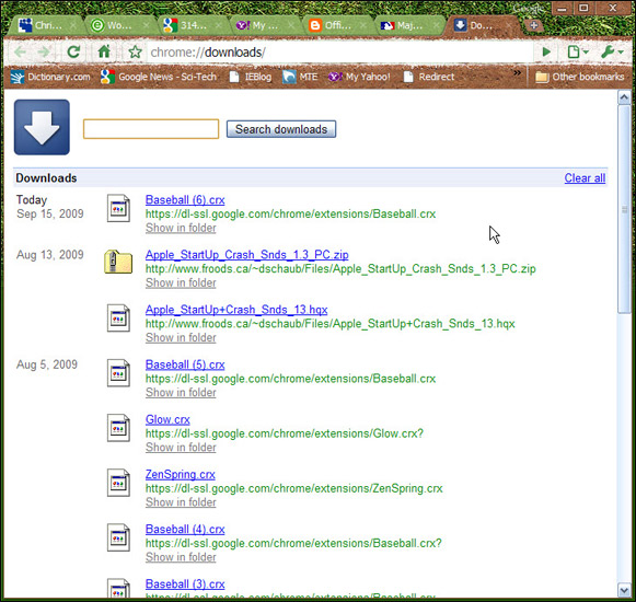 Download new files to your computer using Google Chrome | Top