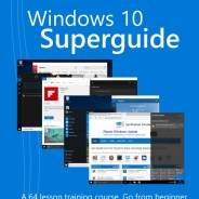 Get Windows 10 Superguide in Physical Book Format