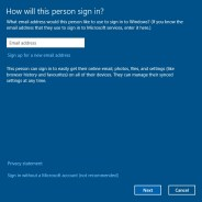 Child-proof your Windows 10 PC with user accounts