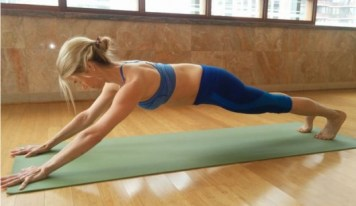 Image result for Extended Arm Plank