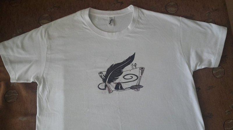 majica udruge Mlada pera