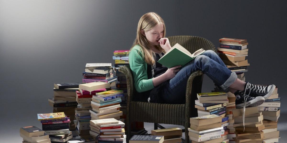 Zašto je dobro čitati?