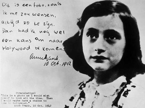 Osvrti iz OŠ Šijana: Dnevnik Anne Frank