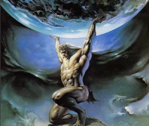 Priče iz OŠ Šijana: Zeus i Atlas